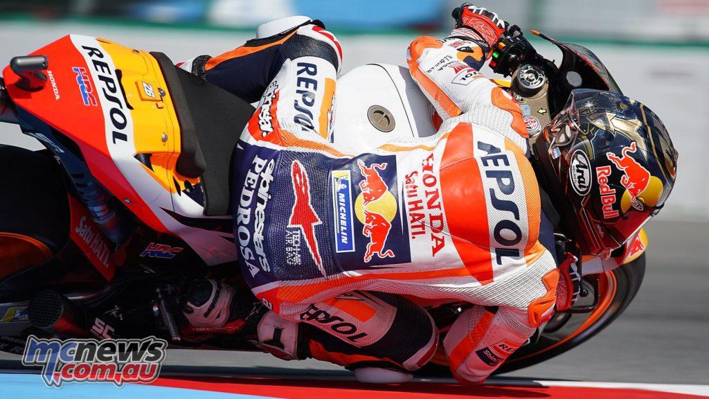 MotoGP Rnd Brno Fri Pedrosa