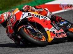 MotoGP Rnd Austria Fri Marquez
