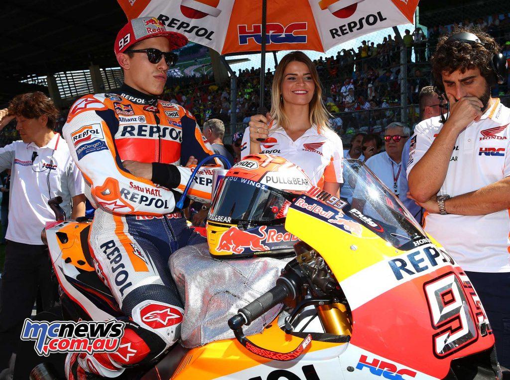 MotoGP Rnd Austria Marquez GP AN
