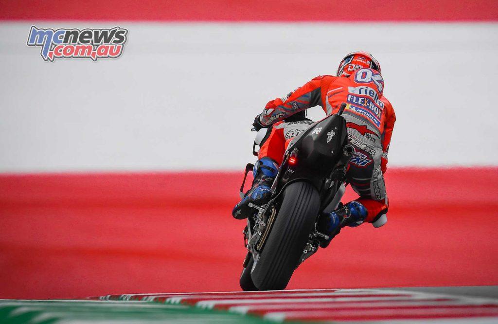 MotoGP Rnd Austria QP Dovizioso