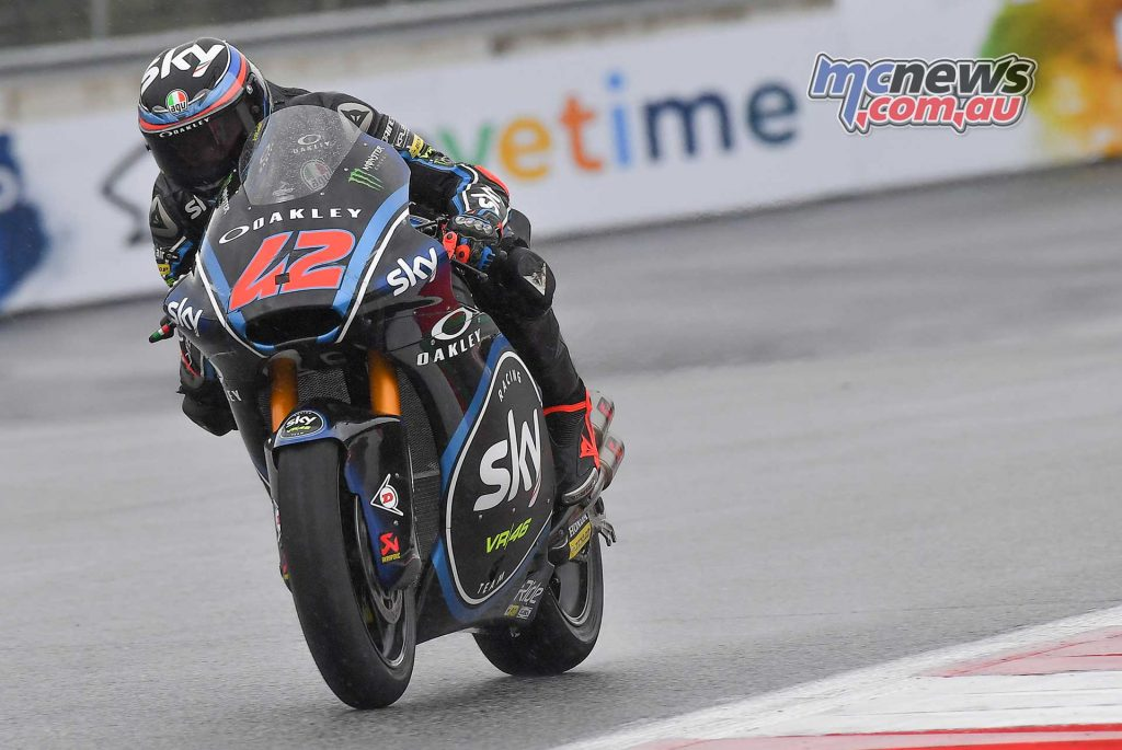 MotoGP Rnd Austria QP Moto Francesco Bagnaia