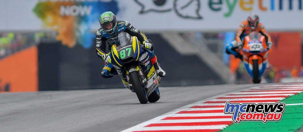 MotoGP Rnd Austria QP Remy Gardner