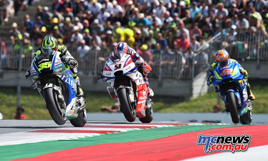 MotoGP Rnd Austria RaceMichelin Crutchlow