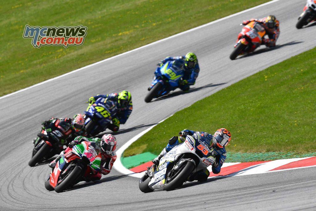 MotoGP Rnd Austria RaceMichelin Rabat