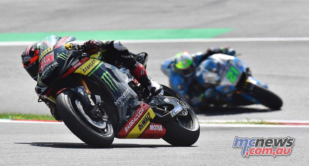 MotoGP Rnd Austria RaceMichelin Syahrin