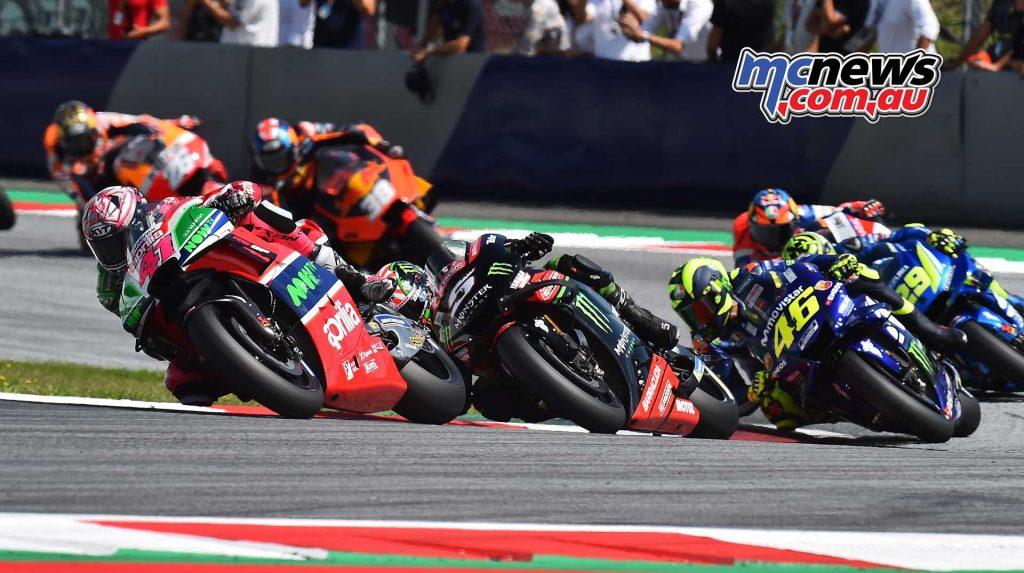 MotoGP Rnd Austria RaceMichelin Espargaro