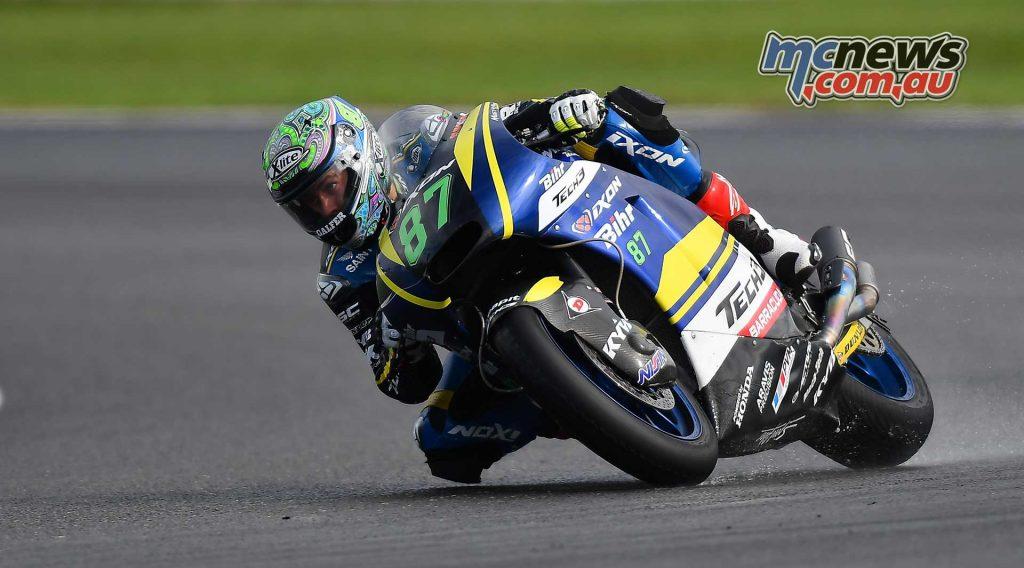 MotoGP Silverstone Fri Moto Gardner