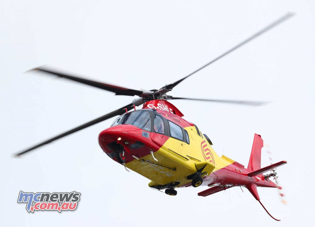 MotoGP Silverstone HCopter GP AN