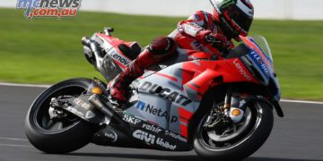 MotoGP Silverstone Lorenzo GP AN Cover