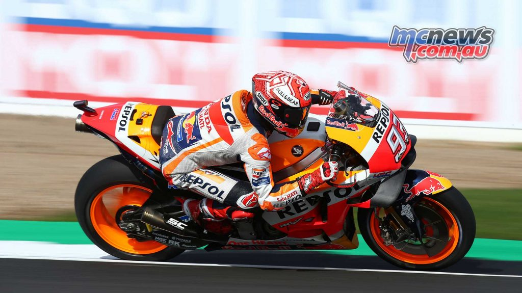 MotoGP Silverstone Marquez GP AN