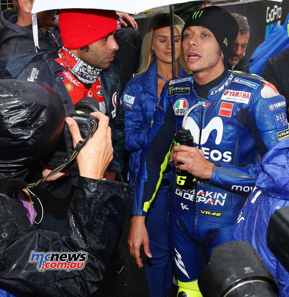 MotoGP Silverstone PetRossi GP AN