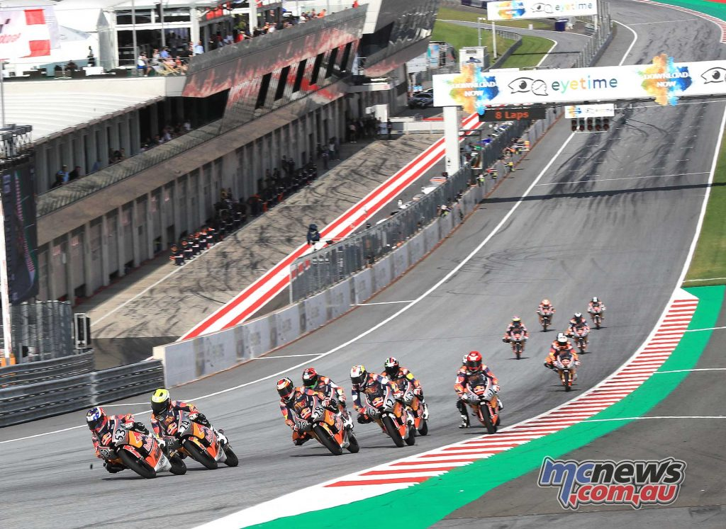 Red Bull Rookies Austria R Start Deniz Oncu