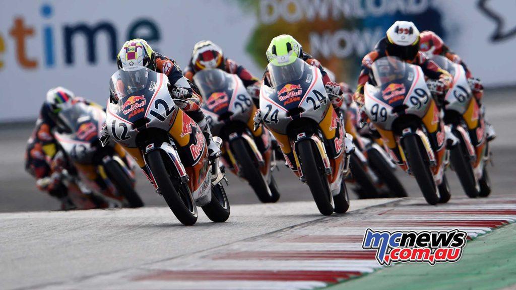 Red Bull Rookies Austria R Filip Salac Pack