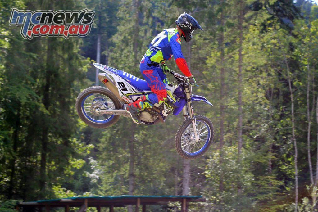 Swiss MX Final Justin Carafa
