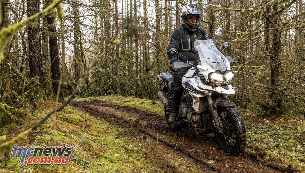Triumph Adventure Experience Forest