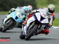 Ulster GP Peter Hickman BMW