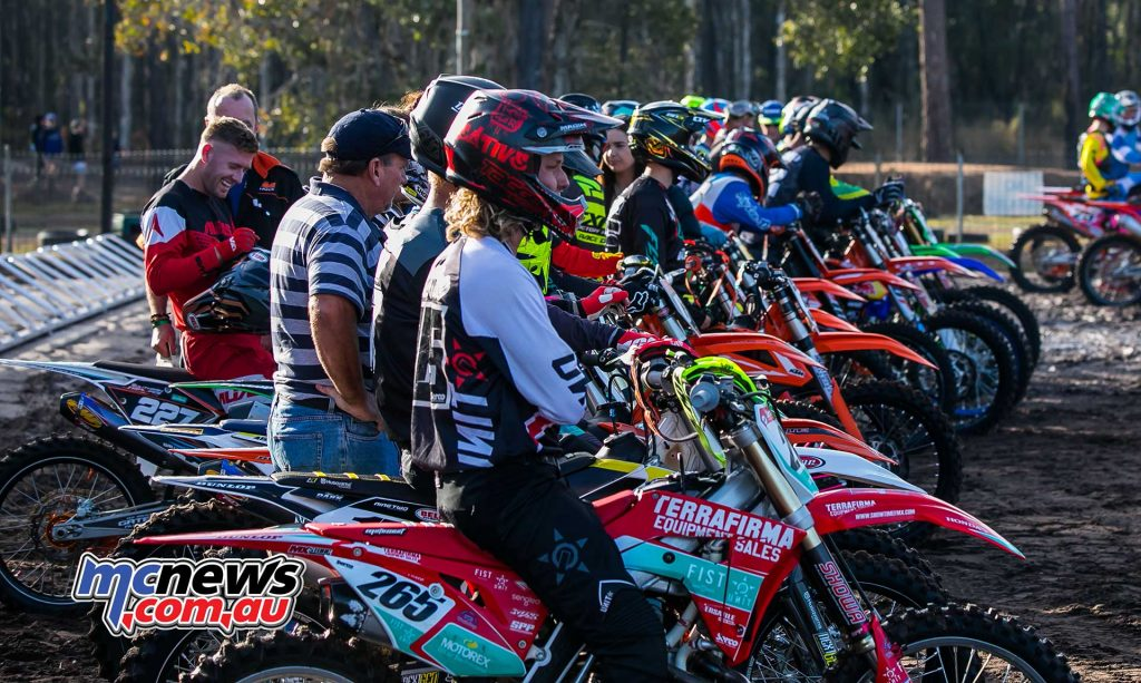 mx nationals coolum rnd saturday amateur cup line up ImageScottya
