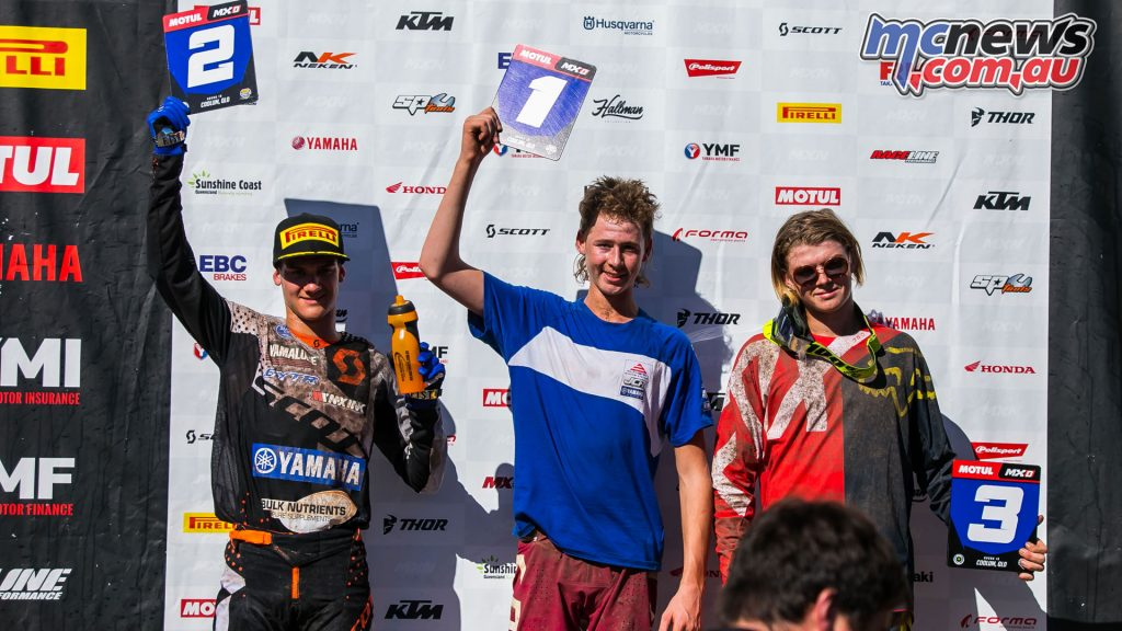 mx nationals coolum round mxd round winners ImageScottYa
