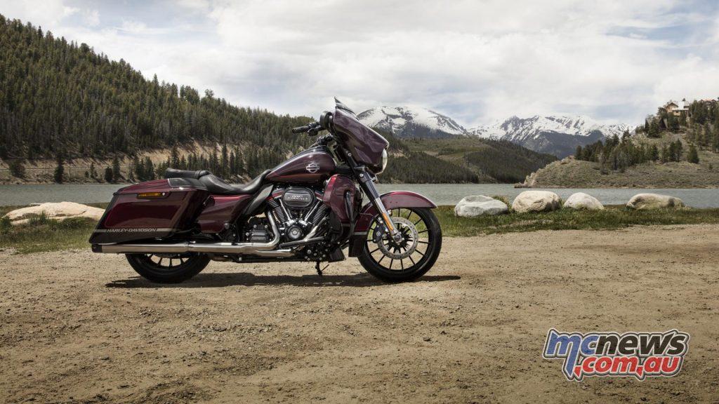 Harley Davidson CVO Touring