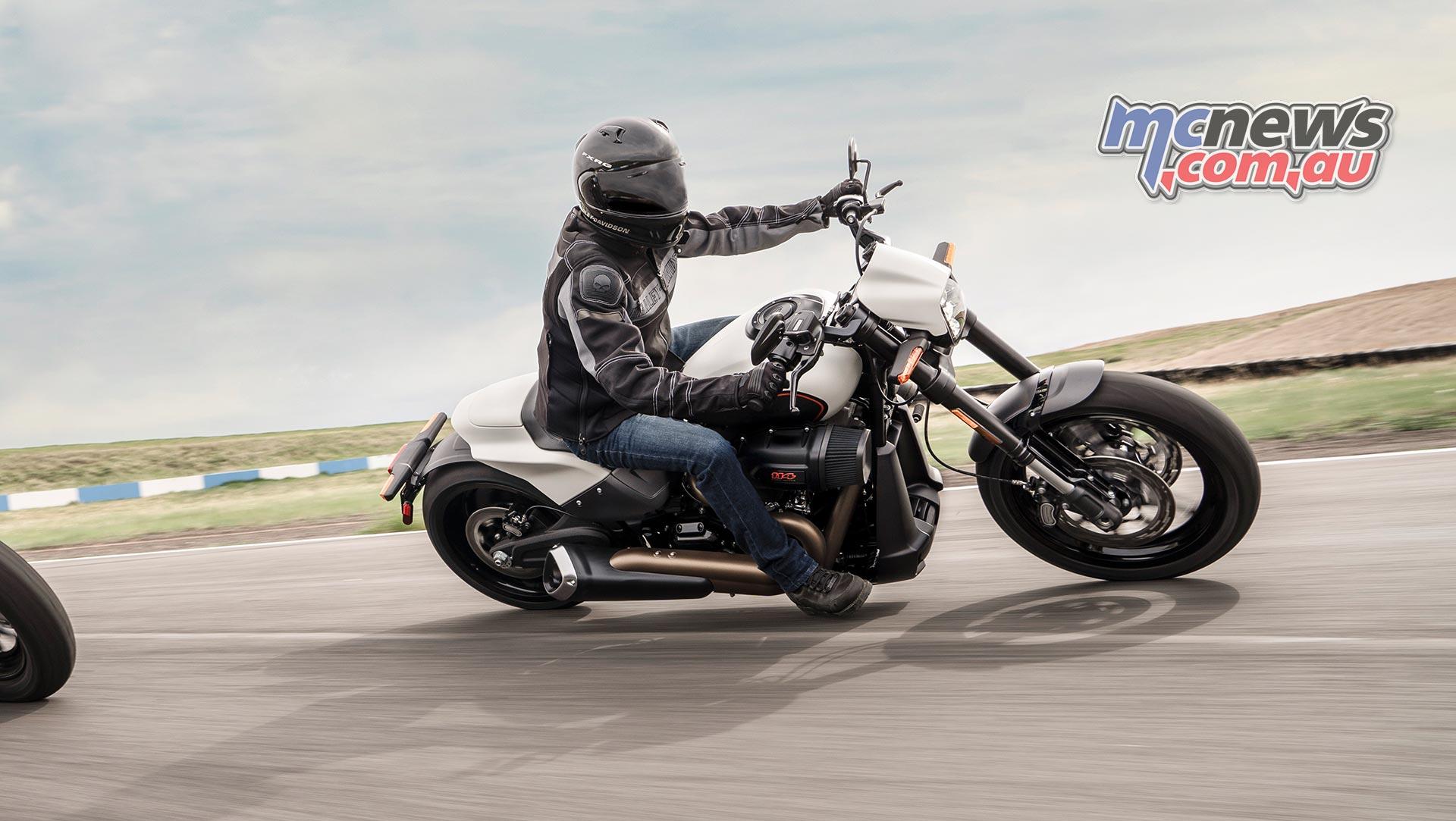 Harley Davidson Fxdr 114 Power Cruiser