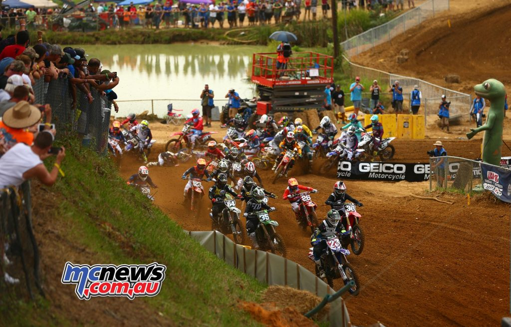 AMA MX Rnd Budds Creek Start J K