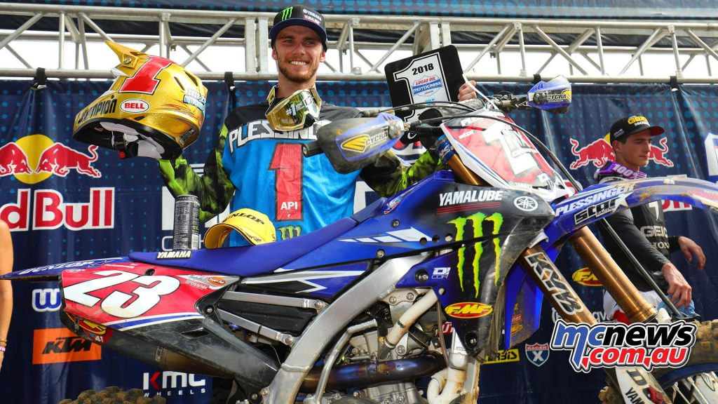 AMA MX Rnd Budds Creek Plessinger JK