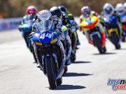 ASBK Morgan Park Rnd Ford leads Supersport