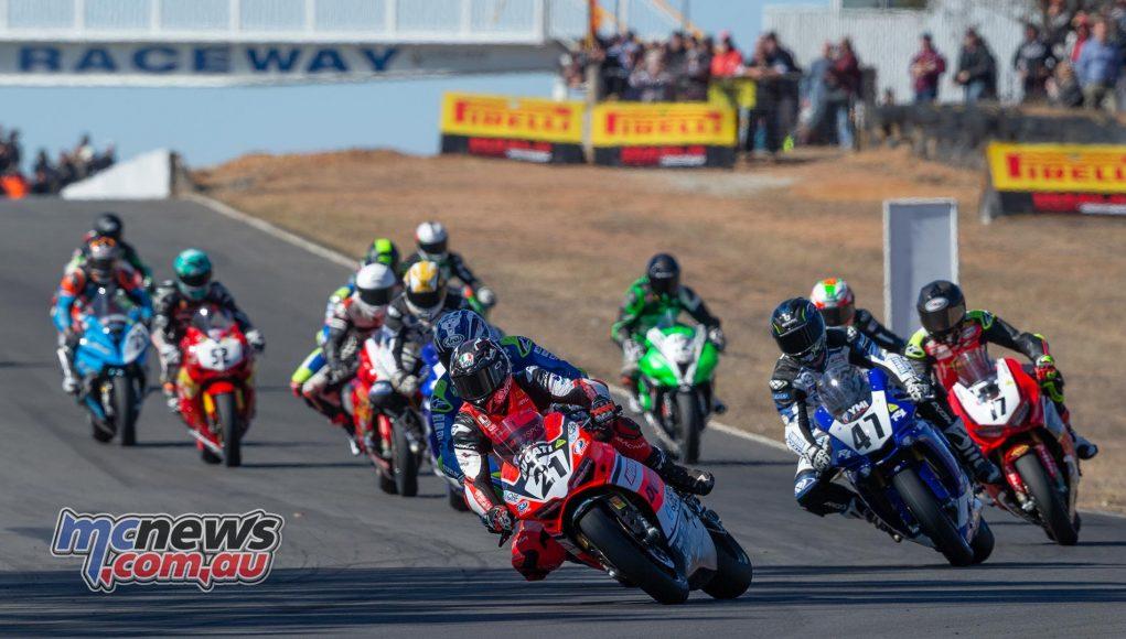 ASBK TBG Rnd Morgan Park SBK Race TBG Cover