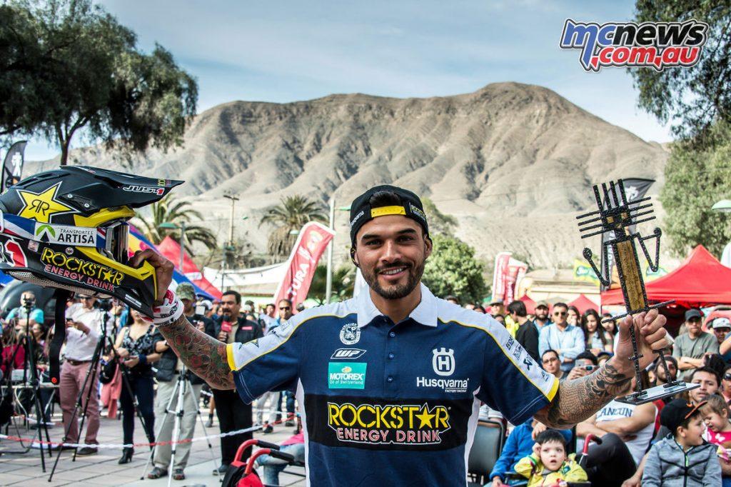 Atacama Rally Pablo Quintanilla RallyZone