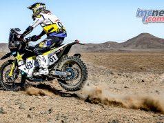 Atacama Rally Stage Pablo Quintanilla