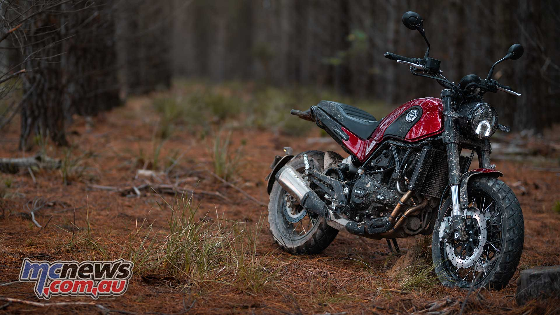 Benelli Leoncino Trail Review | Motorcycle Test | MCNews com au