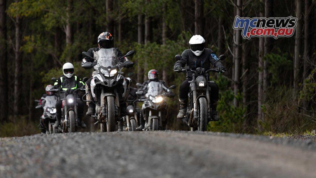 Benelli TRK X Leoncino Trail