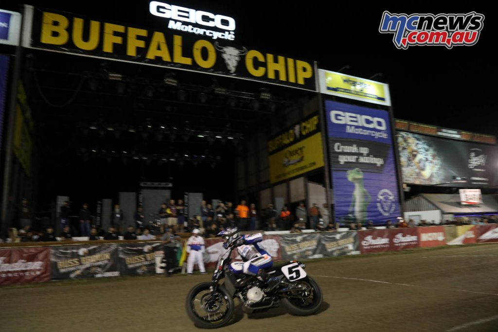 Buffalo Chip TT AFT Twins Jake Johnson FA