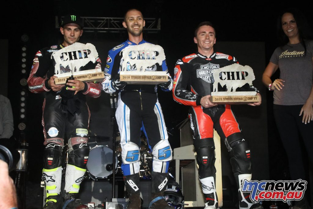 Buffalo Chip TT AFT Twins Podium FA