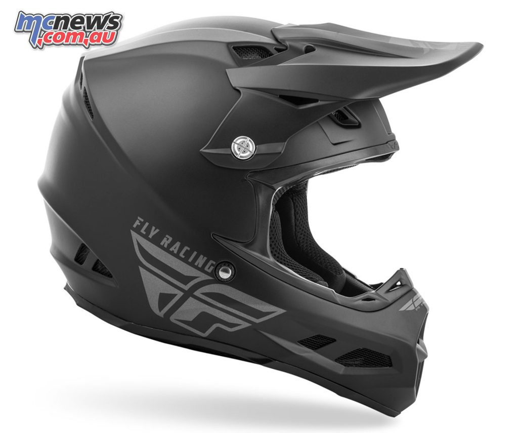 Fly Racing F F Carbon