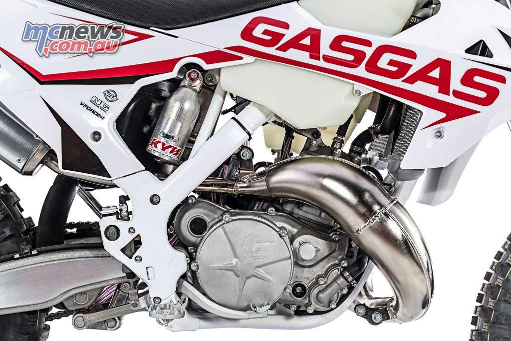 GasGas ECRanger Engine