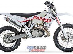 GasGas ECRanger RHS