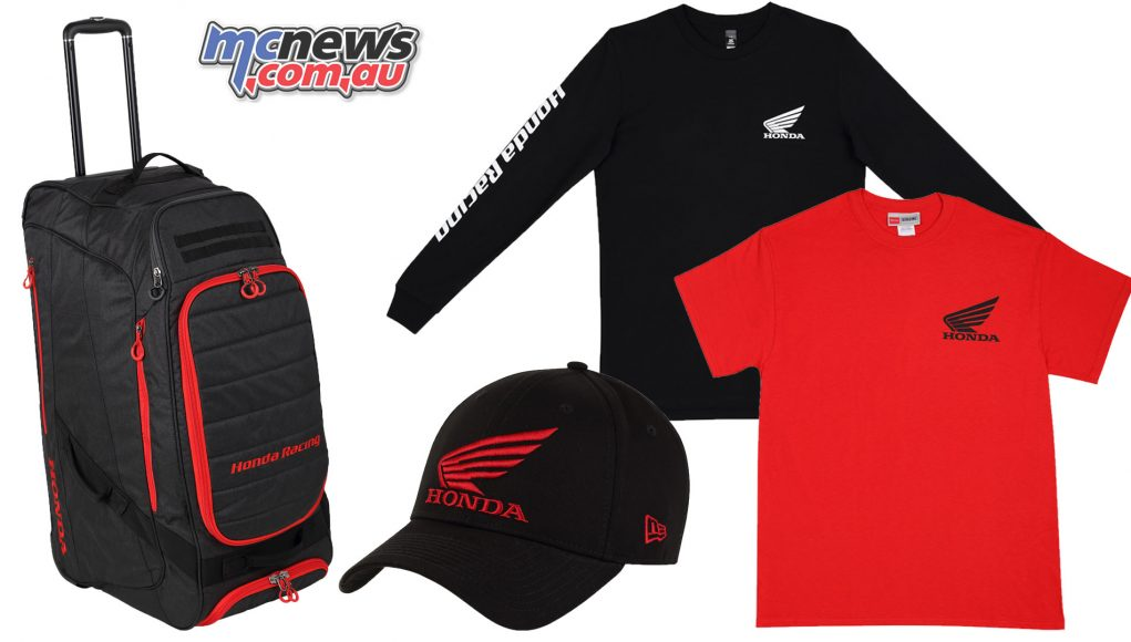 Honda Racing Fathers Day Gift Ideas