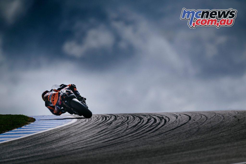 KTM MotoGP VIP Package for Australian GP announced