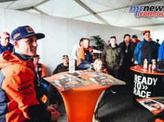 KTM MotoGP VIP Australia Phillip Island