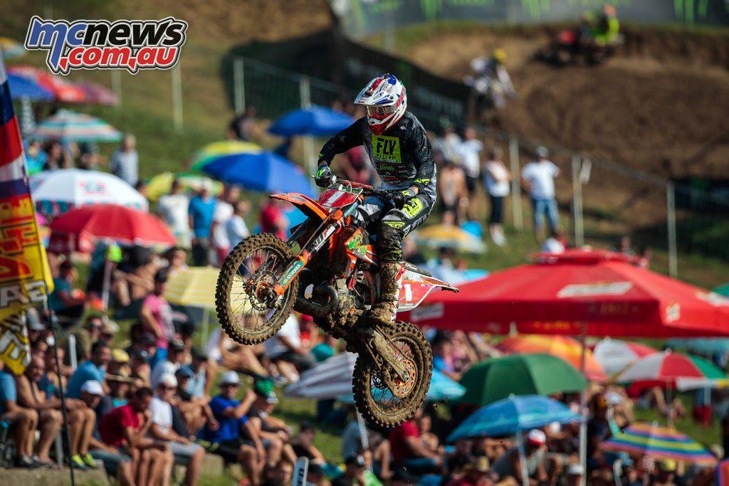 MXGP Bulgaria Rnd EMX Brad Anderson