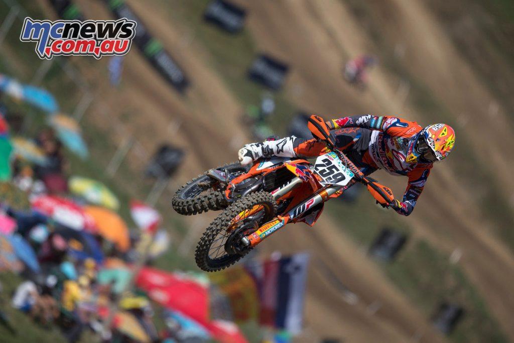 MXGP Bulgaria Rnd Glenn Coldenhoff RA