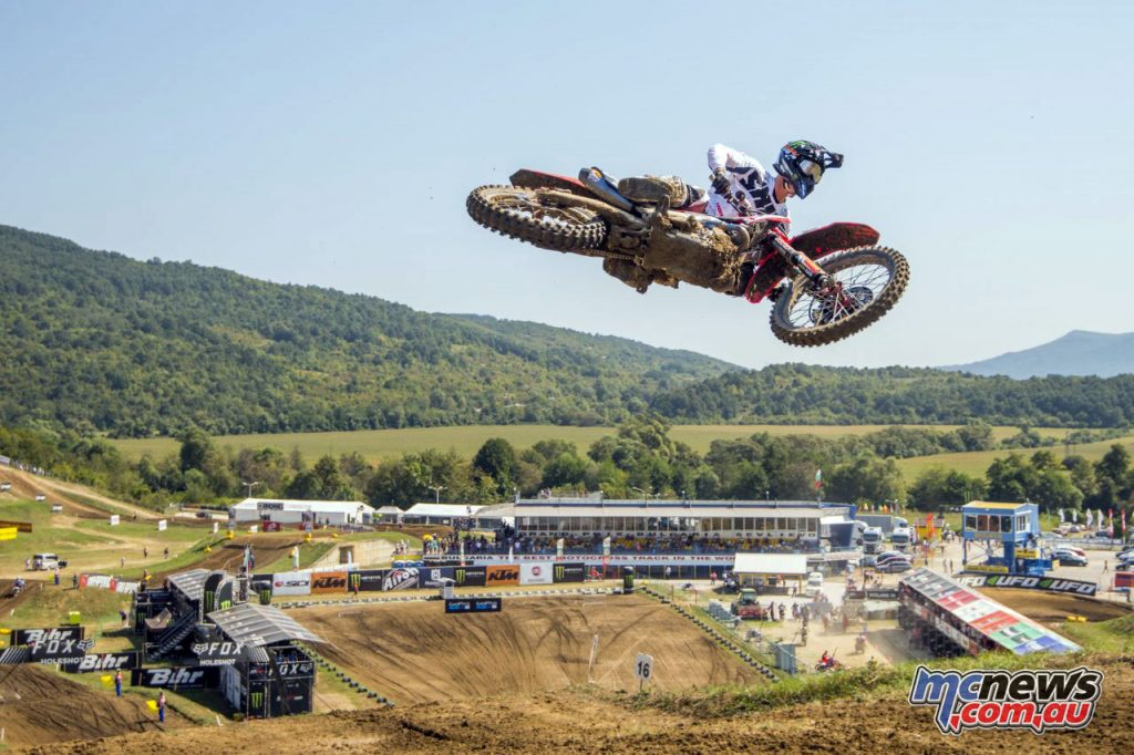 MXGP Bulgaria Rnd Hunter Lawrence