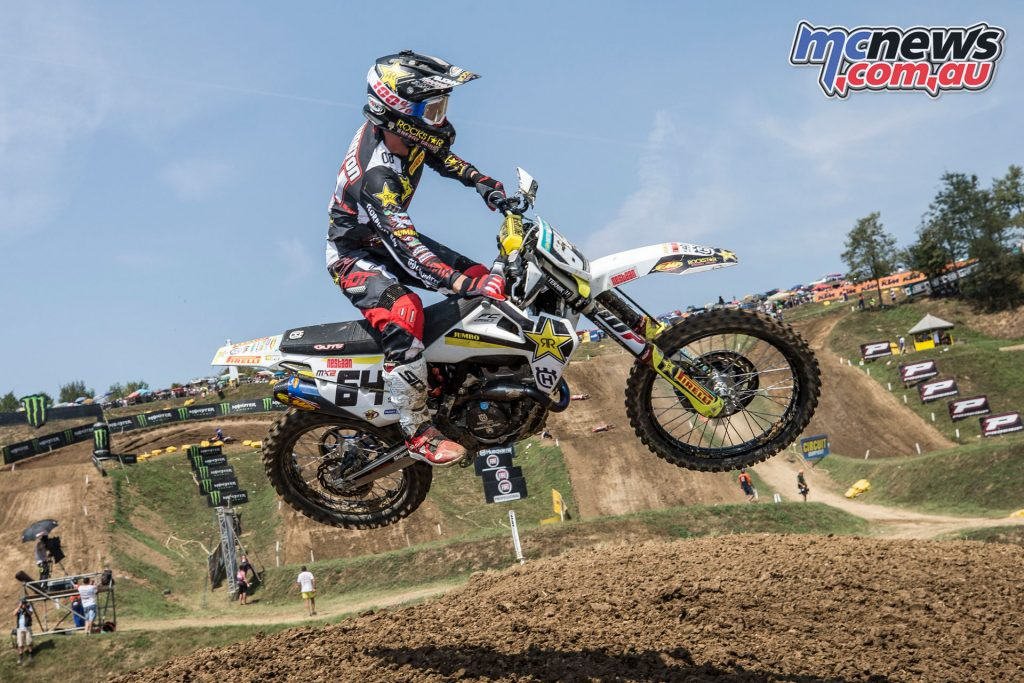 MXGP Bulgaria Rnd Thomas Covington