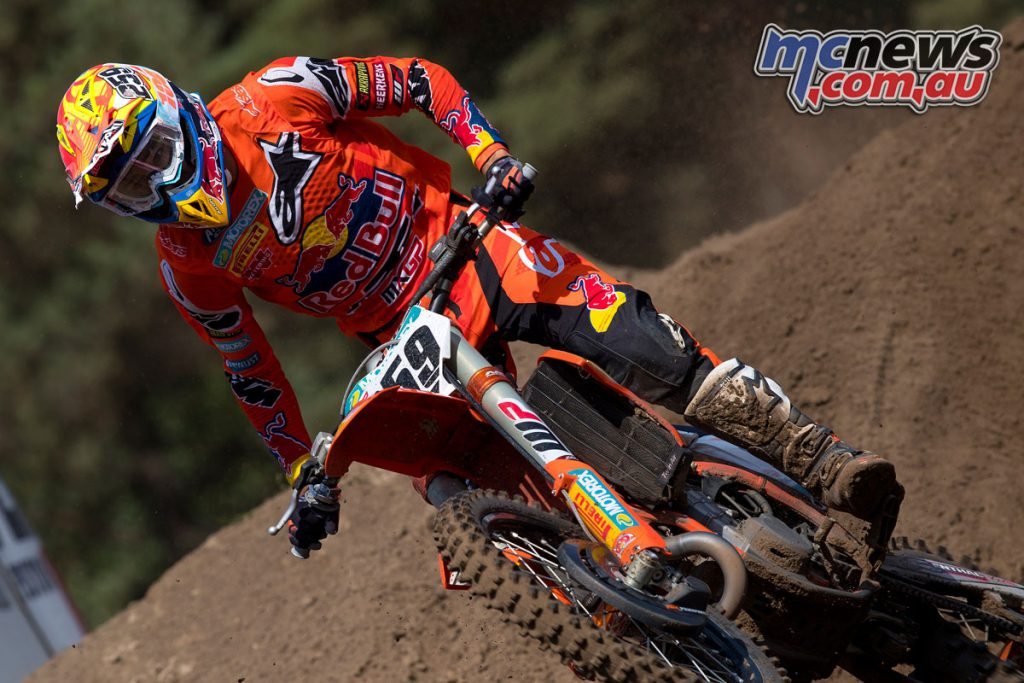 MXGP Rnd Belgium Glenn Coldenhoff RA
