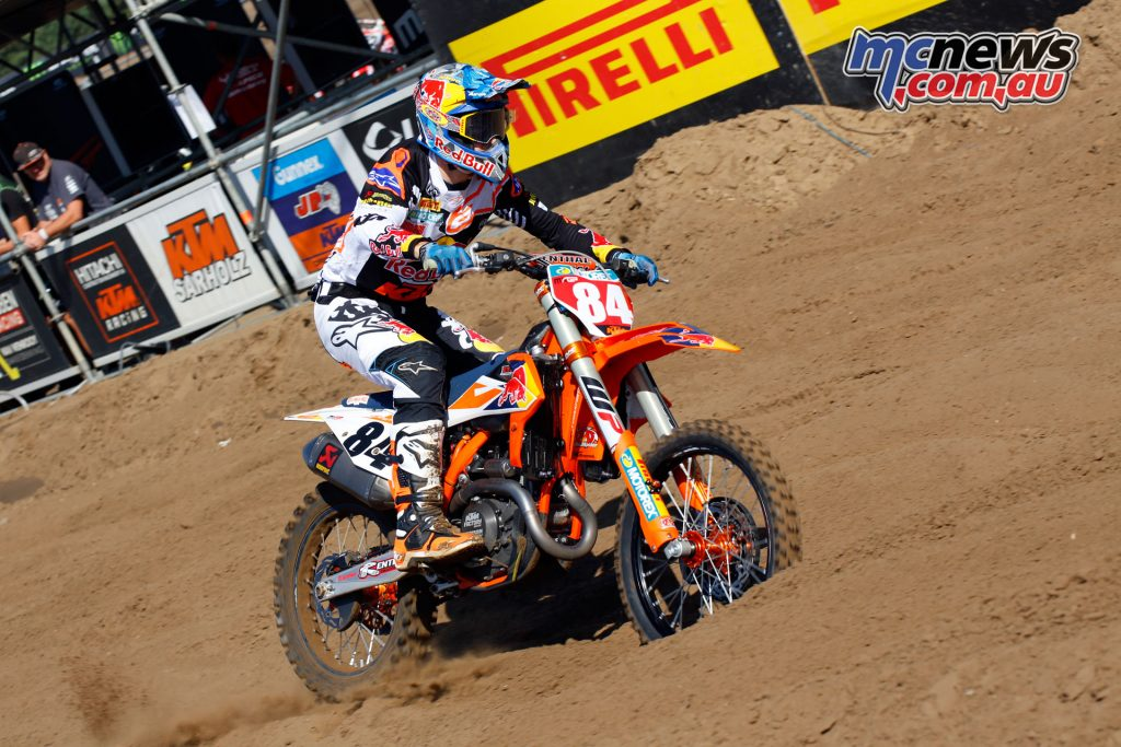 MXGP Rnd Belgium Herlings action