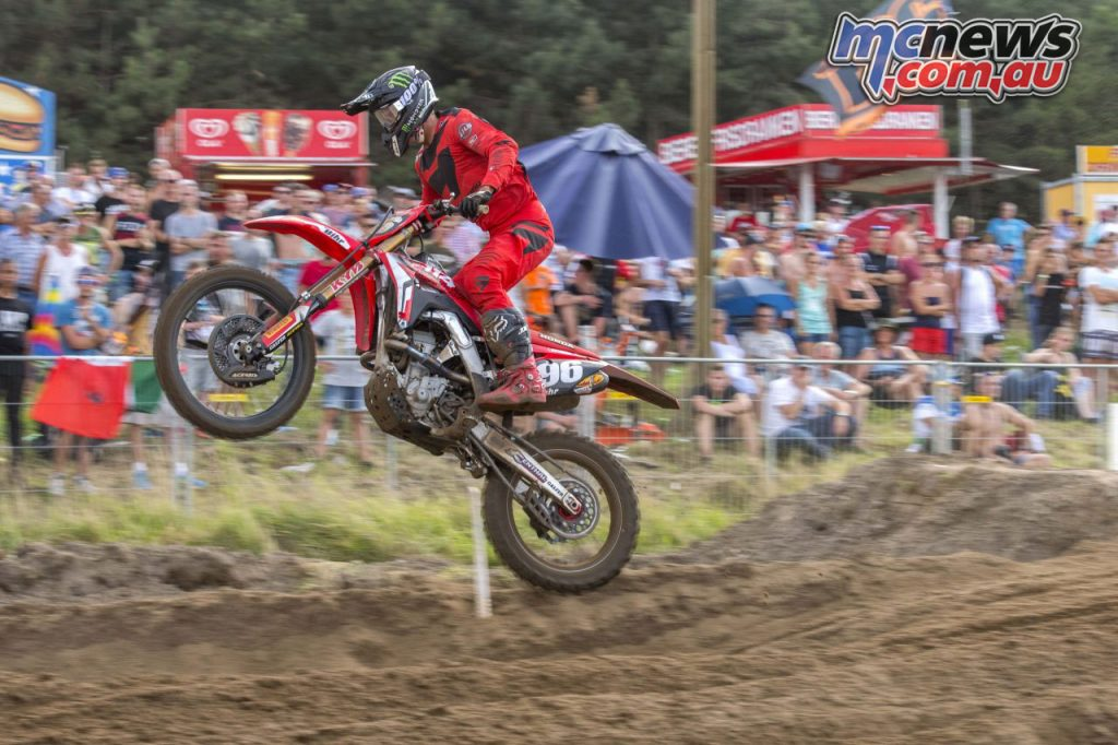 MXGP Rnd Belgium Hunter Lawrence