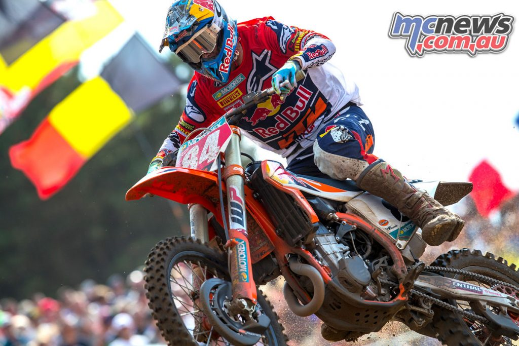 MXGP Rnd Belgium Jeffrey Herlings RA