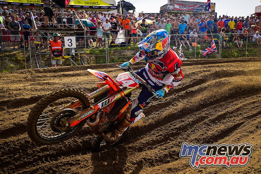 MXGP Rnd Belgium Q Jeffrey Herlings