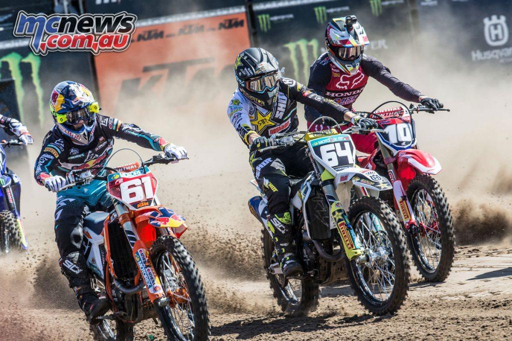 MXGP Rnd Belgium Thomas Covington